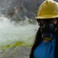 White Island – visiting an active volcano